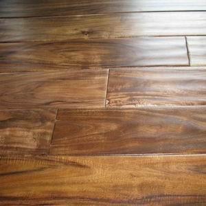 Buy cheap Hand Scraped Acacia Hardwood Flooring (ACA-SW-HS) product