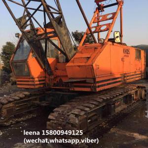 Buy cheap Japanese Hitachi Used Cranes Kh125-3 35 Ton Rated Loading Capacity product