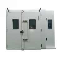 Buy cheap Programmable 6m³ 25%R.H. Industrial Test Chamber product