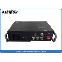 Buy cheap 40W Long Range Video Transmitter 30km NLOS Wireless Transmitter for Security Transmission from wholesalers