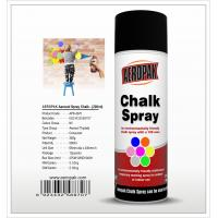 Buy cheap Aeropak  aerosol can 200ml  Chalk spray paint with all colors product