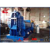 China Stationary HMS Scrap Metal Baling Press Compactor Hydraulic Baler Logger Automatic Baler Press on sale