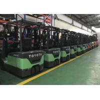 Buy cheap Original Toyota Used Reach Truck Forklift High Efficiency 1070mm Fork Length product