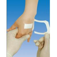 Buy cheap Medical transparent island PU wound dressing product