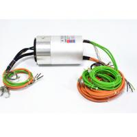 Buy cheap Gigabit Ethernet Slip Ring RJ45 Connector Air Channel For Filling Machine product