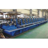 Buy cheap 17 Main Rollers Hot Cold Roll Forming Machine For Thickness 1.5 - 3.0mm Cz Purlin Machine product