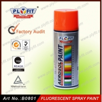 Buy cheap 15 Min Fluorescent Spray Paint 400ml Quick Drying Lacquer Spray product