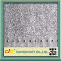 Buy cheap Waterproof Carpet Fabric PVC Car Carpet with Nails Backing , 100%Polyester product