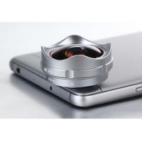 Buy cheap Universal Clip Lens Mobile Phone Camera , 0.36X Clip On Phone Lens 4.1mm Focal from wholesalers