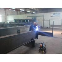I Section Warehouse Steel Structure With Q235B and Q345B Material