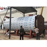 Buy cheap 5 Ton Diesel Oil Fired Thermic Oil Boiler For Carboard And Paper Factory product
