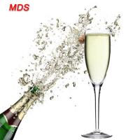 Buy cheap Novelty saucer vintage champagne flute glasses for wedding product