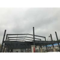 Buy cheap Two Story Light Steel Structure Building Hot Dipped Galvanize / Paint product