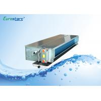 Buy cheap Indoor Ceiling Concealed Water Cooled Fan Coil Units Easy Maintenance product