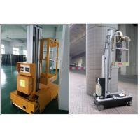 Buy cheap GTWZ3-1003 Single Person Aerial Work Platform For Supermarket With CE Certificated product