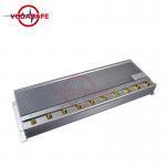 Buy cheap VHF UHF Cell Phone Signal Scrambler Sweep Jamming Type Friendly Maintenance product