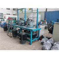 Buy cheap Adjustable Speed Straight Line Wire Drawing Machine , PLC Control Metal Drawing Machine product