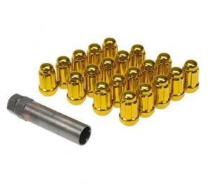 Buy cheap Gold Spline Wheel Lug Nuts 5307G For 82-02 Camaro Z28 Rs Firebird Ta from wholesalers