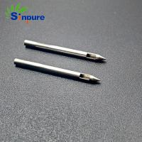 Buy cheap Sinpure OEM stainless steel air liquid needle with side hole product