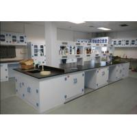 Buy cheap Easily Assembled Lab Table Workbenches / Durable PP Laboratory Casework product