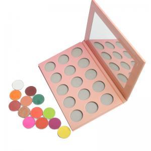 Buy cheap Custom Color Eye Makeup Eyeshadow Waterproof Casual Makeup Pigments For Choose product