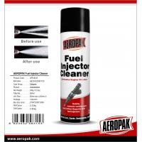 Buy cheap AEROPAK 500ML aerosol spray can Fuel Injector Cleaner for cleaning product
