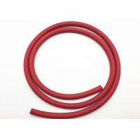 Buy cheap 10MM Fabric Braided Compressed Air Hose Flexible Rubber Hose B.P 900psi product