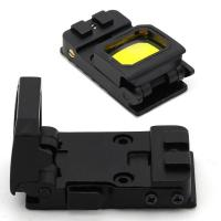 Buy cheap 2018 New Design KF06 Foldable Red Dot Sight For Rifle And Shortgun from wholesalers