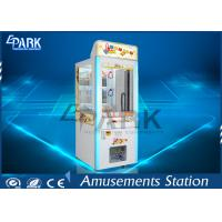 Buy cheap Small Crane Game Machine , Coin Pusher Claw Toy Vending Machine from wholesalers