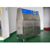 Buy cheap ASTM Standard UV Accelerated Aging Test Chamber With Programmable Controller product