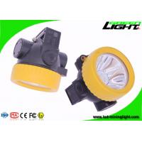 Buy cheap Factory Supply Cheap High Quality Li-ion Battery Coal Mining Safety Lights Cordless Headlamp from wholesalers