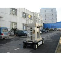 Buy cheap 400 kg Loading Mobile Elevating Working Platform 8m For Outdoor Maintenance Work product