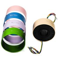 China Through Bore 38.1 mm Rotary Joint Slip Ring For Operation Theater Lights on sale