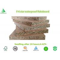 Buy cheap Japan F4 star 18mm waterproof chipboard to make kitchen cabinets product