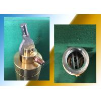 Buy cheap Custom Brass Steel Fm200 Cylinder Valves With Manual Actuator from wholesalers