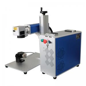 Buy cheap Raycus Max IPG Fiber Laser Marking Machine , Laser Engraving Marking Machine from wholesalers