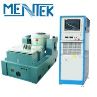Buy cheap Electronic High Frequency Vibration Shaker  ,  Temperature Humidity Vibration Combined Test Equipment product