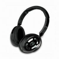 Buy cheap Hi-fi Bluetooth Stereo Headset, Supports Text to Speech and Multipoint from wholesalers