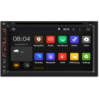 Buy cheap 6.95 Inch Universal Car Media DVD Andriod GPS Buletooth With Andriod 7.1 product