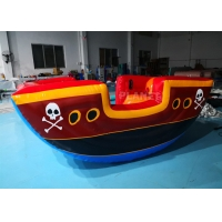 Buy cheap Custom Design Export Korea Inflatable Park Sport Games Waddle Roly Poly Inflatable Viking Seesaw product