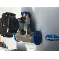 Buy cheap Stainless Steel Manual Type Clamped Hygienic Diaphragm Valve (ACE-GMF-B1) product