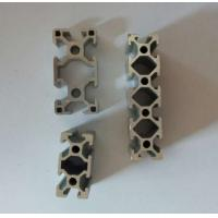 Buy cheap Silvery Anodized Industrial Aluminium Profile product