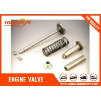 Buy cheap MITSUBISHI L200 L300 4D55 Car Engine Valves , 4D56 Automotive Engine Valves product