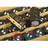 Quality High Capacitance Audio Electrolytic Capacitors 10000UF 63V For Audio Series for sale