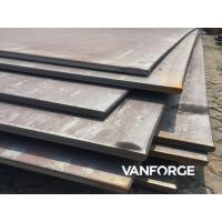 Buy cheap 13MnNiMo5-4 Hot Rolled Pressure Vessel Steel Plate Normalized And Tempered product