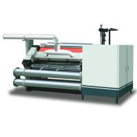 Buy cheap SF-280A Fingerless Type Single Facer Machine For Carton Box Corrugated product