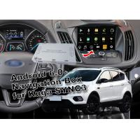 Buy cheap Full Plug & Play Car Android Navigation Interface for Ford Kuga from wholesalers