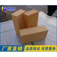 Buy cheap SK - 34 Lightweight Refractory Bricks Brown Color Fire Resistant Bricks from wholesalers