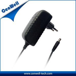 Buy cheap plug in connection eu plug 6v 4a ac dc adaptor product