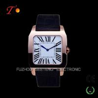 Buy cheap 2015 men quartz stainless steel watch water resistant as gift for Christmas from wholesalers